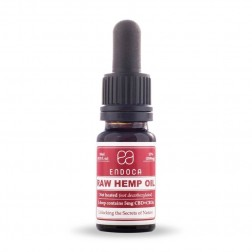 RAW Hemp Oil Drops 1500mg CBD/CBDa (Cannabidiol) (15%)