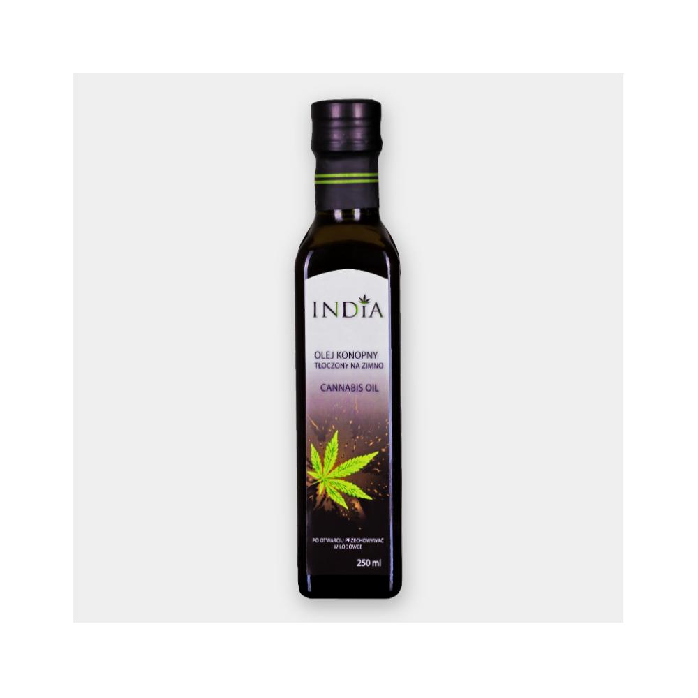 3 pct Hamp Olie Dråber
