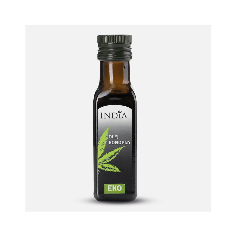 Hamp Olie Dråber